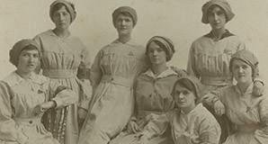 Decoded 1914-18: The Handmaidens of Death